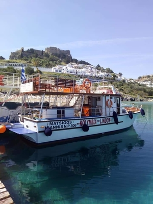kolymbia cruises